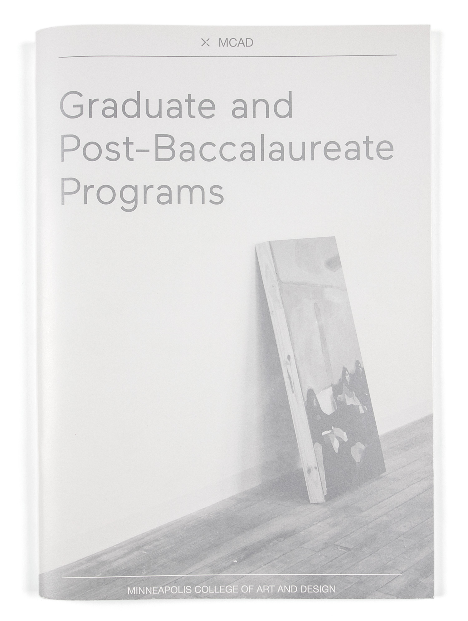 Mcad graduate and post baccalaureate viewbook aaron deyoe this publication was used to promote mcads graduate degrees and certificate programs the layout was designed to be modular and flexible to accommodate the 1betcityfo Gallery